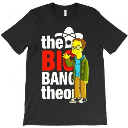 Big Bang Theory Leonard, Ideal Gift Or Birthday Present. T-shirt Designed By Acen9