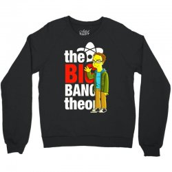 big bang theory leonard, ideal gift or birthday present. Crewneck Sweatshirt | Artistshot