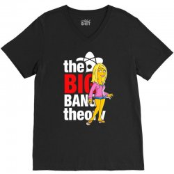 big bang theory penny, ideal gift or birthday present. V-Neck Tee | Artistshot