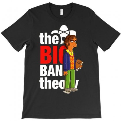 Big Bang Theory Raj, Ideal Gift Or Birthday Present. T-shirt Designed By Acen9