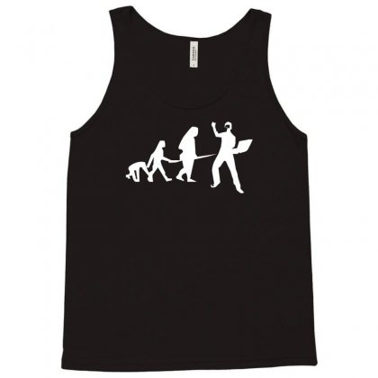 Evolution Of Sheldon Cooper, Big Bang Theory Tank Top Designed By Acen9