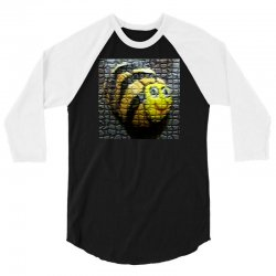 honey bee 3/4 Sleeve Shirt | Artistshot