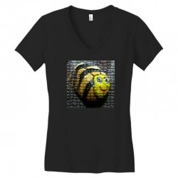 honey bee Women's V-Neck T-Shirt | Artistshot