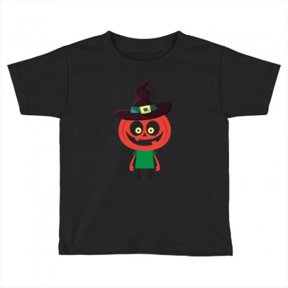 Halloween Variety Of Cute Halloween Toddler T-shirt Designed By Hung