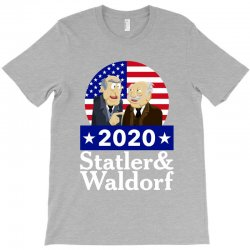 statler and waldorf 2020 T-Shirt | Artistshot