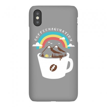 Coffeemagination Iphonex Case Designed By Quilimo