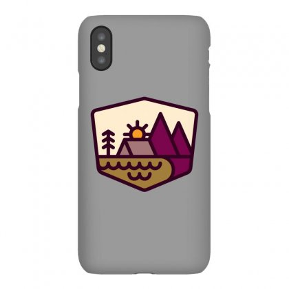 Nature Lover Iphonex Case Designed By Quilimo