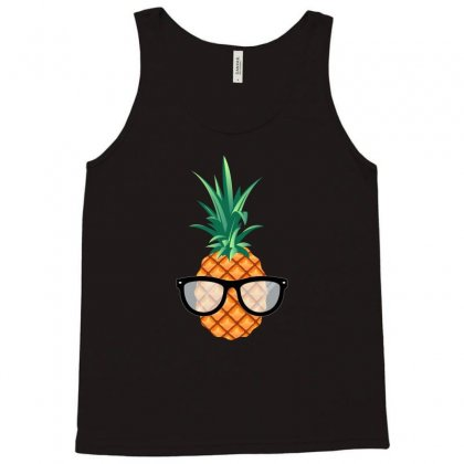 Fruit Cool Pineapple Graphic Tshirt Tank Top Designed By Hung