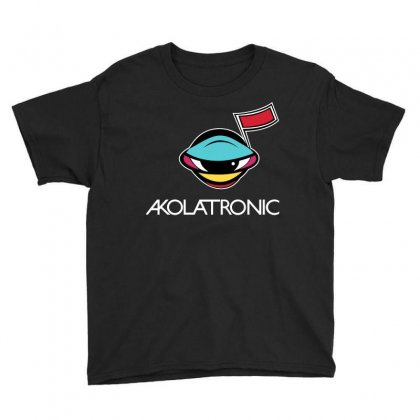 Akolatronics Power Youth Tee Designed By Silicaexil