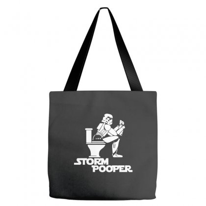 Storm Pooper Tote Bags Designed By Tee Shop