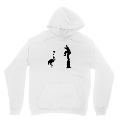 The Crane Funny Unisex Hoodie Designed By Tee Shop