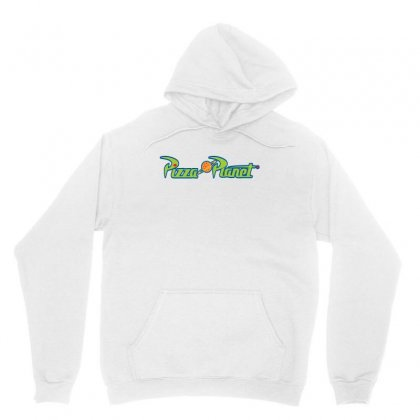 Pizza Planet Toys Merch Unisex Hoodie Designed By Irawan