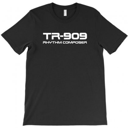 Tr 909 T-shirt Designed By Tee Shop