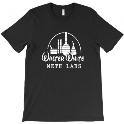 Walter White Laboratories T-shirt Designed By Tee Shop