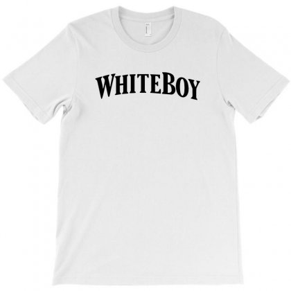 Whiteboy T-shirt Designed By Tee Shop