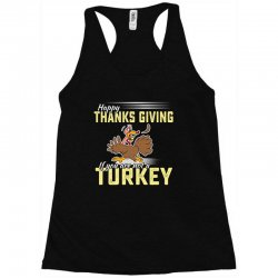 Holiday thanksgiving Turkey Racerback Tank | Artistshot