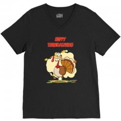 thanksgiving holiday V-Neck Tee | Artistshot
