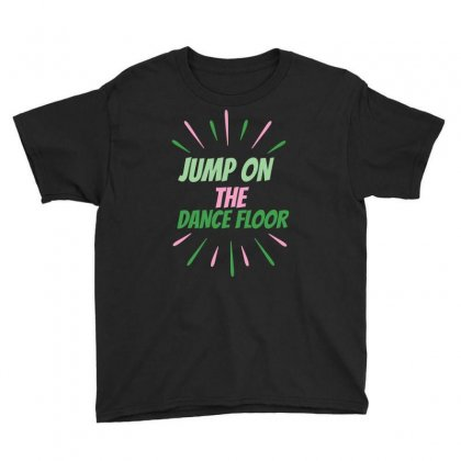 Dance Floor Youth Tee Designed By Basma200