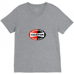 champion merch V-Neck Tee | Artistshot