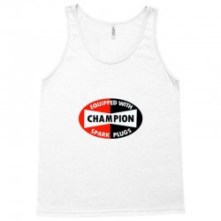 champion merch Tank Top | Artistshot