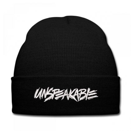 Unspeakable Gaming Knit Cap Designed By Madhatter