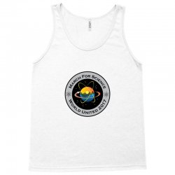 march for science astronaut Tank Top | Artistshot
