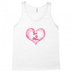 love u mom Tank Top | Artistshot
