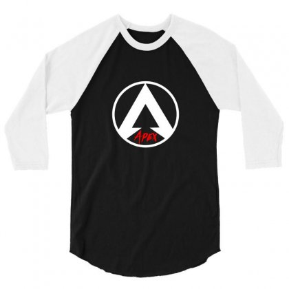 Apex Legends 3/4 Sleeve Shirt Designed By Willo