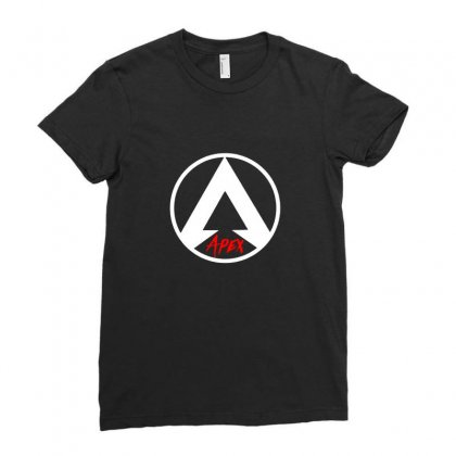 Apex Legends Ladies Fitted T-shirt Designed By Willo