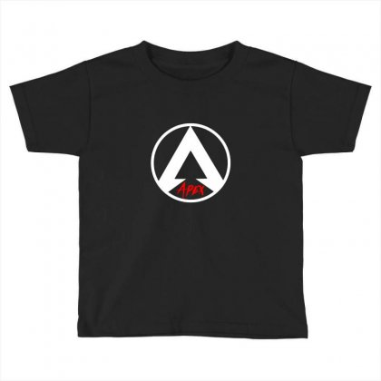 Apex Legends Toddler T-shirt Designed By Willo