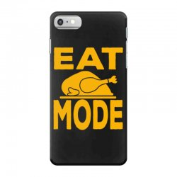 eat mode iPhone 7 Case | Artistshot
