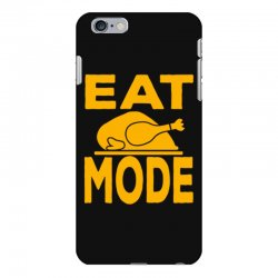 eat mode iPhone 6 Plus/6s Plus Case | Artistshot