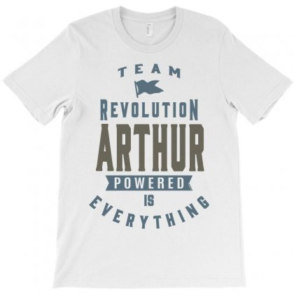 Is Your Name,  Arthur. This Shirt Is For You! T-shirt Designed By Chris Ceconello