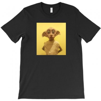 Dobby The Elf Merch T-shirt Designed By Willo