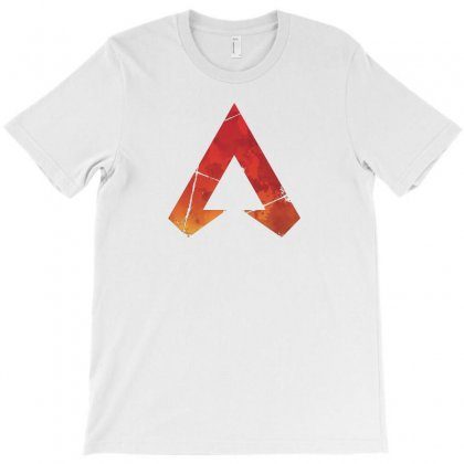 Apex Legends T-shirt Designed By Willo