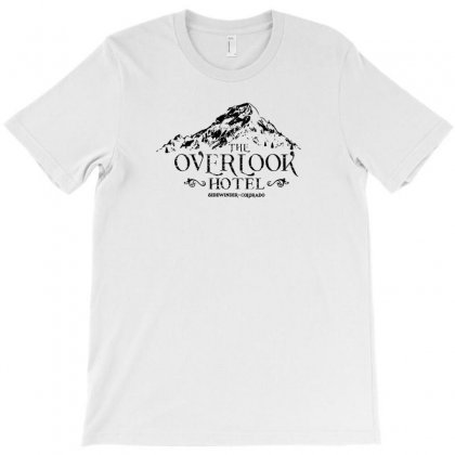 The Overlook Hotel Merch T-shirt Designed By Willo