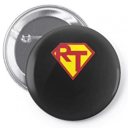 Super Respiratory Therapist T Shirt Pin-back Button Designed By Hung