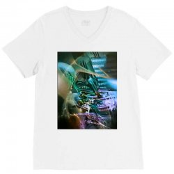 Evolution theory V-Neck Tee | Artistshot