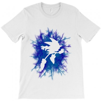 Sonic T-shirt Designed By Nurbetulk