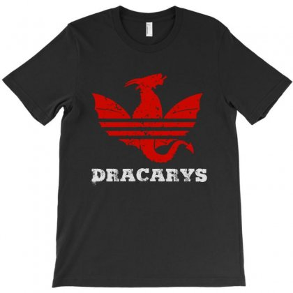 Dracarys Dragonwear T-shirt Designed By Blqs Apparel