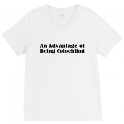 Advantage V-neck Tee Designed By Suryanaagus068