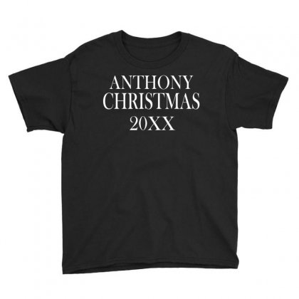 Anthony Youth Tee Designed By Suryanaagus068