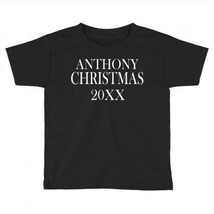 Anthony Toddler T-shirt Designed By Suryanaagus068