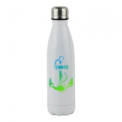 Anchor Of Life Stainless Steel Water Bottle Designed By Specstore