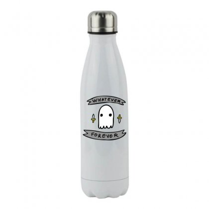 Ghosts N Daggers Stainless Steel Water Bottle Designed By Specstore