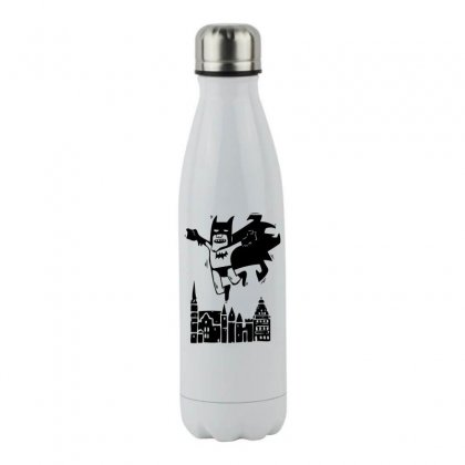 Got A Night Heroes Stainless Steel Water Bottle Designed By Specstore