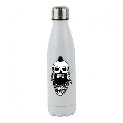 I Pity The Fool Stainless Steel Water Bottle Designed By Specstore