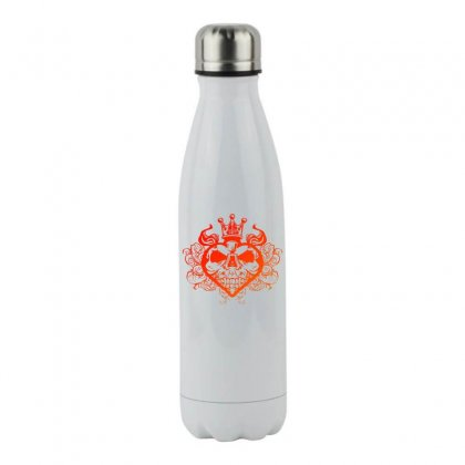 King Of Spades Stainless Steel Water Bottle Designed By Specstore