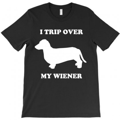 I Trip Over T-shirt Designed By Paverceat