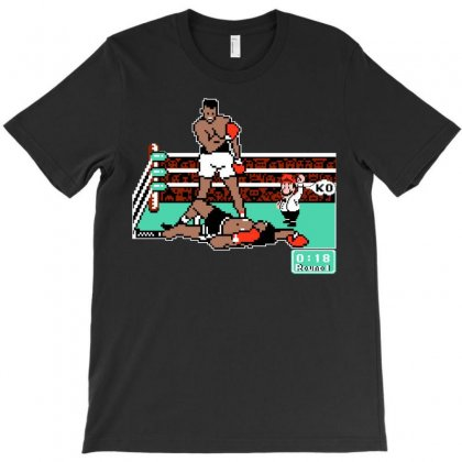 Ali Greatest Punches Out Boxing T-shirt Designed By Bamboholo